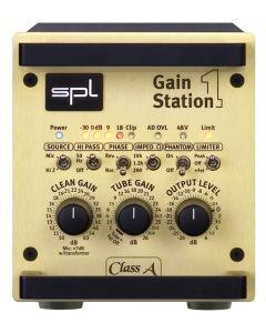 SPL Gain Station 1 Microphone/Instrument Preamp