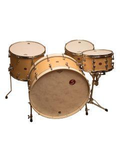 Sugar Percussion Eric Valentine Signature 4pc Recording Drum Kit