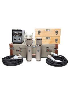 Telefunken Elektroakustik U47 Condenser Mic Stereo Set
