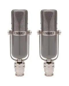 Tonelux JC37 Tube Condenser Microphone - Matched Pair