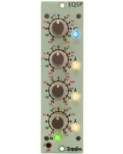 Tonelux EQ5P 500 Series Parametric EQ