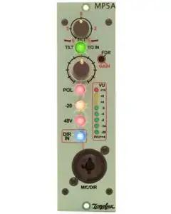 Tonelux MP5A 500 Series Microphone Preamp/DI