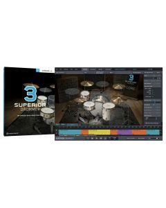 Toontrack Superior Drummer 3.0 - Electronic Delivery