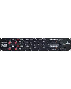 Trident 80B Dual-Channel Microphone/Line Preamp/EQ
