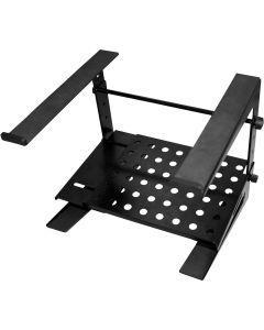 Ultimate Support JS-LPT200 Double-Tier Laptop / DJ Stand