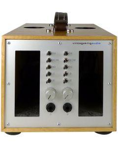 Vintage King Rack Telefunken V72 - Dual - Wood - DI