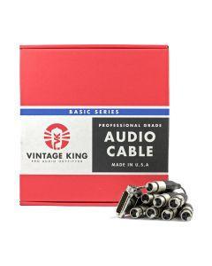 Vintage King Basic Series DB25 - XLRF - 5'