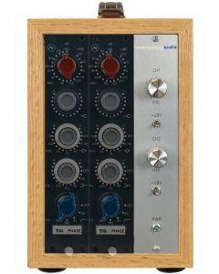 Vintage King Rack Neve 1073 - Dual - Oak - DI