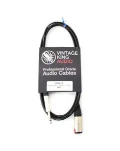 Vintage King Project Headphone Cable Extender - 10'