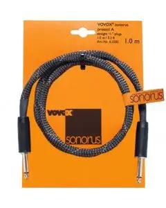 Vovox Sonorus Protect A Instrument Cable - Straight, 3.3 ft