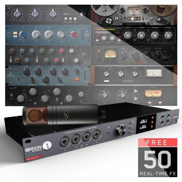 Antelope Orion Studio Synergy Core w/ Edge Duo (Demo Deal ...