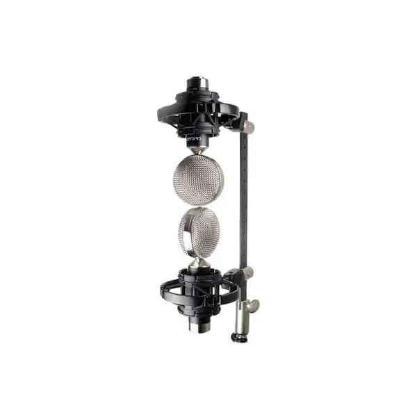 Cascade Microphones FAT HEAD Blumlein Stereo Pair Black//Silver