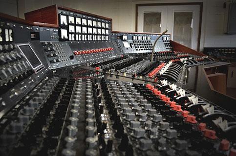 Brokered EMI console