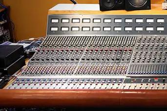Brokered Neve 8028 console