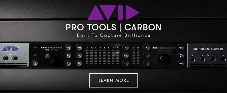 Introducing the Avid Pro Tools | Carbon Interface