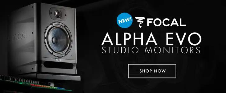 Introducing Alpha Evo Monitors New From Focal