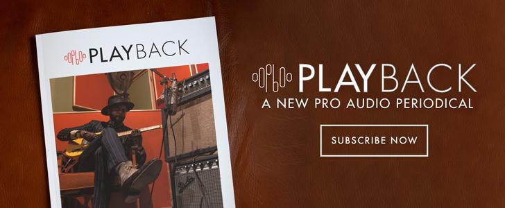 Introducing Playback from Vintage King