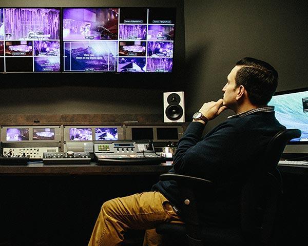 Audio for broadcast