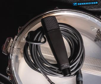 sennheiser 421 dynamic microphone
