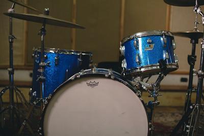 Kick drum miking