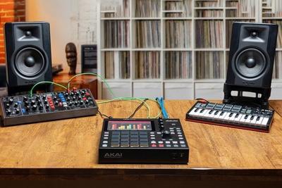 Using samples and original beats