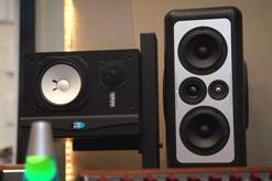 barefoot footprint01 3-way active studio monitor