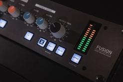 ssl fusion analog master processor