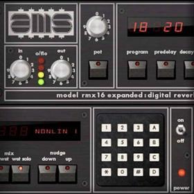 AMS RMX16 plug-in