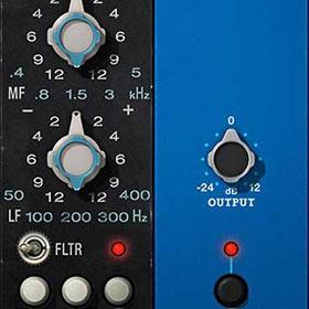 API 550a EQ plug-in