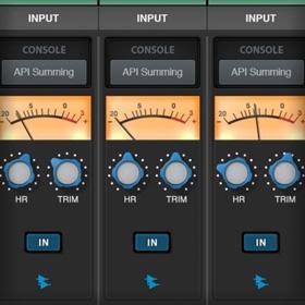 API Summing plug-in