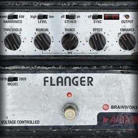Brainworx A/DA Flanger plug-in