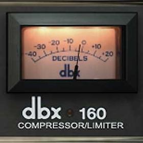 dbx 160 Compressor