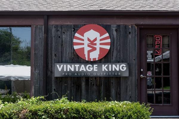Vintage King Nashville storefront