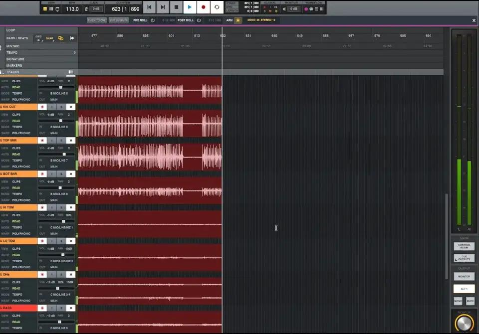 LUNA screenshot 1