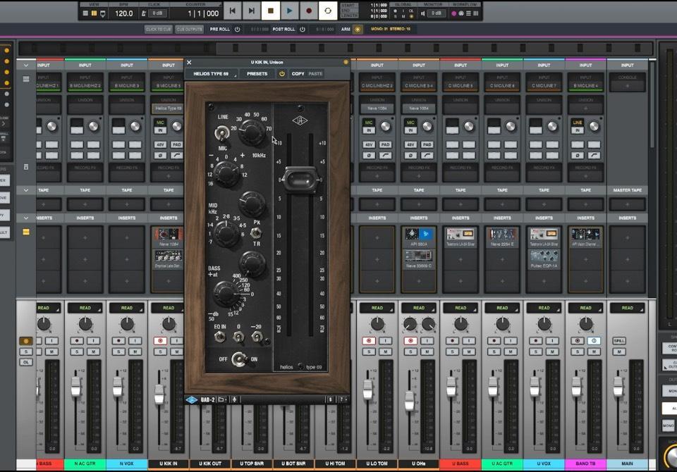 LUNA screenshot 2