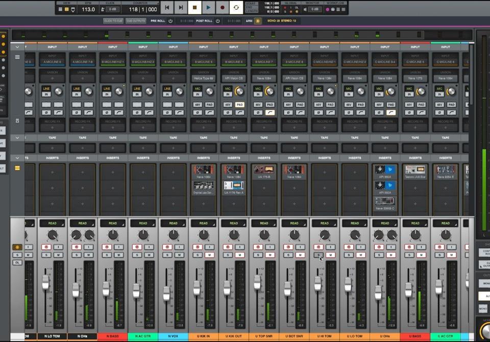 LUNA screenshot 3
