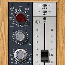 Neve 1073 plug-in