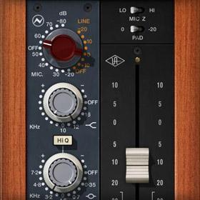 Neve 1084 plug-in