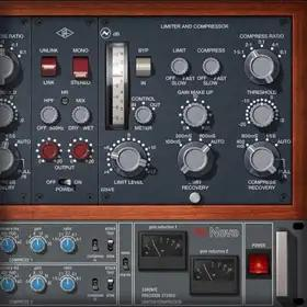 Neve Dynamics Collection plug-in