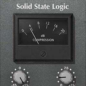 SSL 4000 G Bus Compressor plug-in