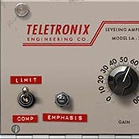 Teletronix LA-2A Leveler plug-in
