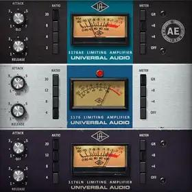 UA 1176 Collection plug-in