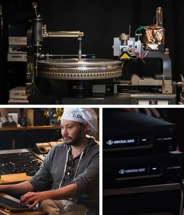 Mastering with Universal Audio Apollo and UAD plug-ins