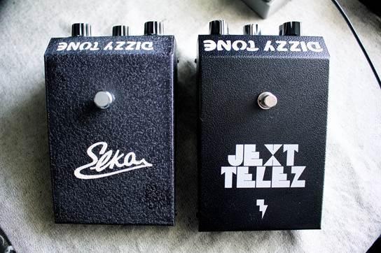 Jext Telez Dizzy Tone: Pure Power For Distortion People
