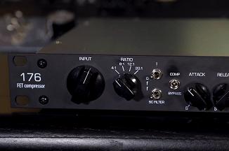 Hear The New UK Sound 176 Mono Compressor