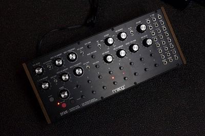 Finding The Beat With The Moog DFAM Drum Synthesizer