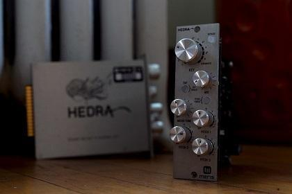 Meris Hedra 500 Series Offers Rhythmic Pitch Shifting For Your Lunchbox