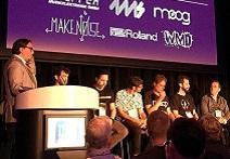 Listen To Vintage King's Meet The Maker Modular Synth Panel From NAMM 2016