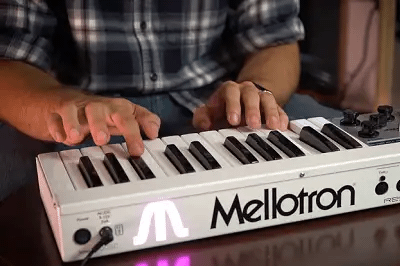 First Listen: A Review of the Mellotron Micro Digital Synthesizer