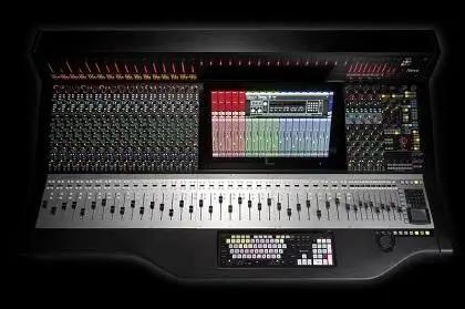 Get A Free Monitor Section Digital Converter With Purchase Of AMS Neve Genesys Black Console